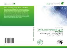 Capa do livro de 2012 Aircel Chennai Open – Doubles