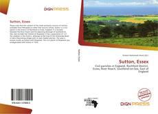 Sutton, Essex kitap kapağı