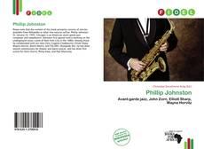 Обложка Phillip Johnston