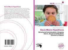 Davis-Moore Hypothesis kitap kapağı