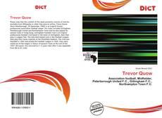 Buchcover von Trevor Quow