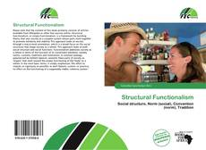 Bookcover of Structural Functionalism