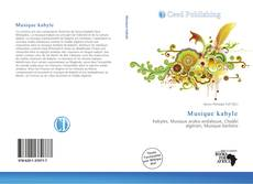 Bookcover of Musique kabyle
