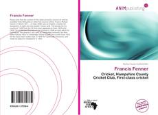 Bookcover of Francis Fenner