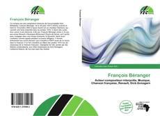 Обложка François Béranger
