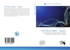 2012 Brasil Open – Singles kitap kapağı