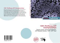 Bookcover of 1991 Thriftway ATP Championships