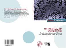 Borítókép a  1991 Thriftway ATP Championships - hoz