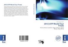 Capa do livro de 2012 ATP World Tour Finals