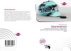 Capa do livro de Chad Anderson