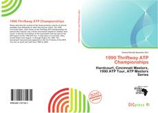 Portada del libro de 1990 Thriftway ATP Championships