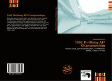 Bookcover of 1992 Thriftway ATP Championships