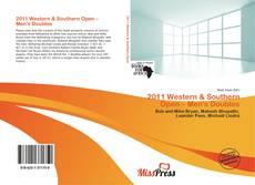 Couverture de 2011 Western & Southern Open – Men's Doubles