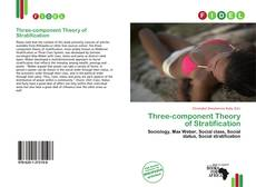 Bookcover of Three-component Theory of Stratification