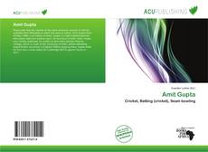 Bookcover of Amit Gupta