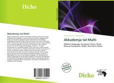 Bookcover of Akkademja tal-Malti