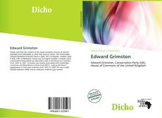 Bookcover of Edward Grimston