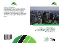 Bookcover of Hadano, Kanagawa