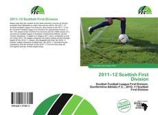 Portada del libro de 2011–12 Scottish First Division