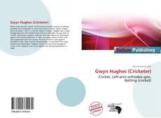 Capa do livro de Gwyn Hughes (Cricketer)