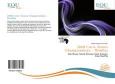 Capa do livro de 2000 Citrix Tennis Championships – Doubles