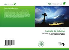 Ludmila de Bohême kitap kapağı