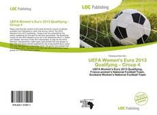 Portada del libro de UEFA Women's Euro 2013 Qualifying – Group 4