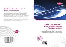 2011 Delray Beach International Tennis Championships的封面