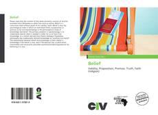 Bookcover of Belief