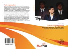 Bookcover of Auto-segregation