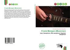 Bookcover of Frank Morgan (Musician)