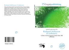 Bookcover of Richard Jefferson (Cricketer)