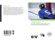 Bookcover of Colby Cohen