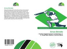 Couverture de Arran Brindle
