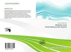 Capa do livro de Antony Lea