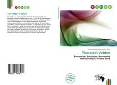 Bookcover of Thorstein Veblen