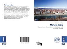 Bookcover of Mahwa, India