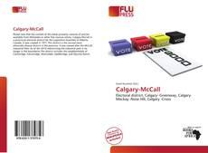 Bookcover of Calgary-McCall