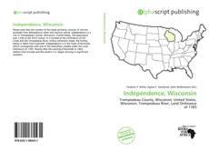 Portada del libro de Independence, Wisconsin