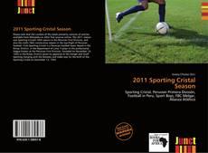 Portada del libro de 2011 Sporting Cristal Season