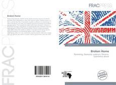 Bookcover of Broken Home