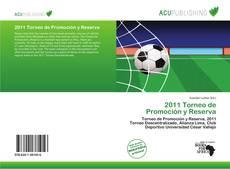 Capa do livro de 2011 Torneo de Promoción y Reserva