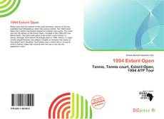 Bookcover of 1994 Estoril Open