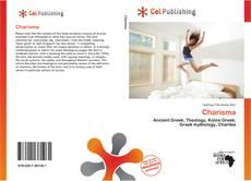 Capa do livro de Charisma