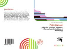 Bookcover of Peter Samson