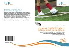 Обложка Peruvian Football Clubs in International Competitions