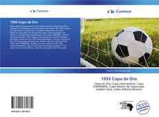 Bookcover of 1993 Copa de Oro