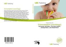 Capa do livro de Consumption (sociology)