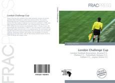 Capa do livro de London Challenge Cup