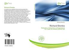 Bookcover of Richard Dembo
